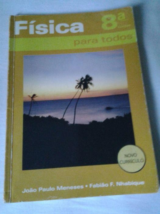Livro de Fisica da 8ª Classe