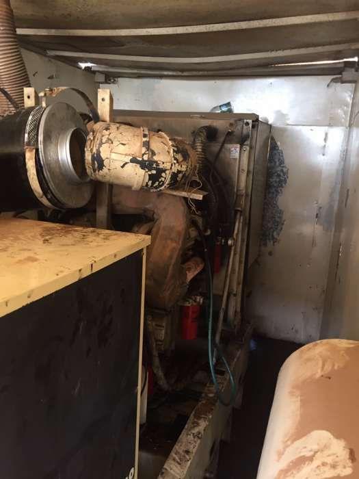 Gerador usado 250 kVA marca Detroit Viana - imagem 3