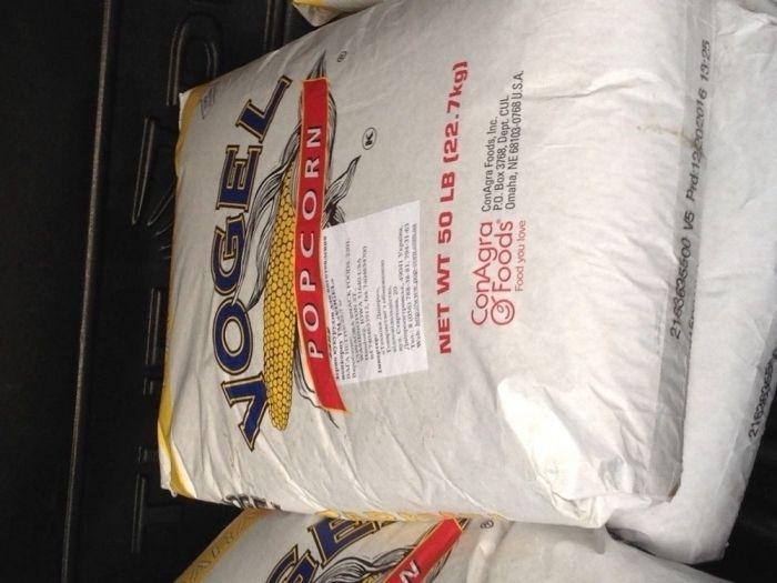 Кукуруз для приготовления попкорна возможен Доставка
