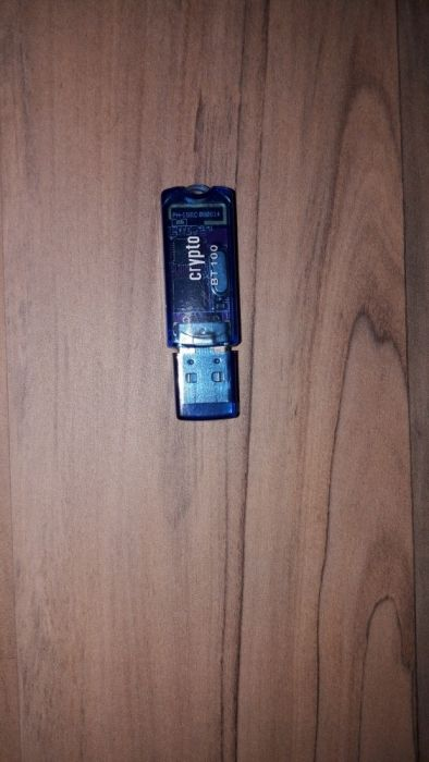 crypto Bluetooth dongle