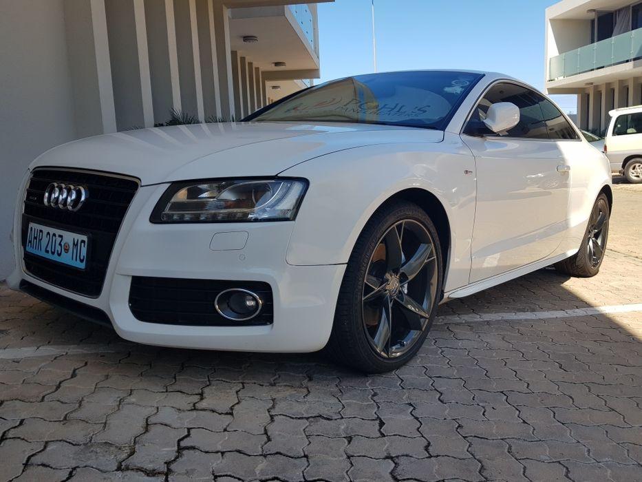 Audi A5 3.0 Tdi v6 aceito diferencas