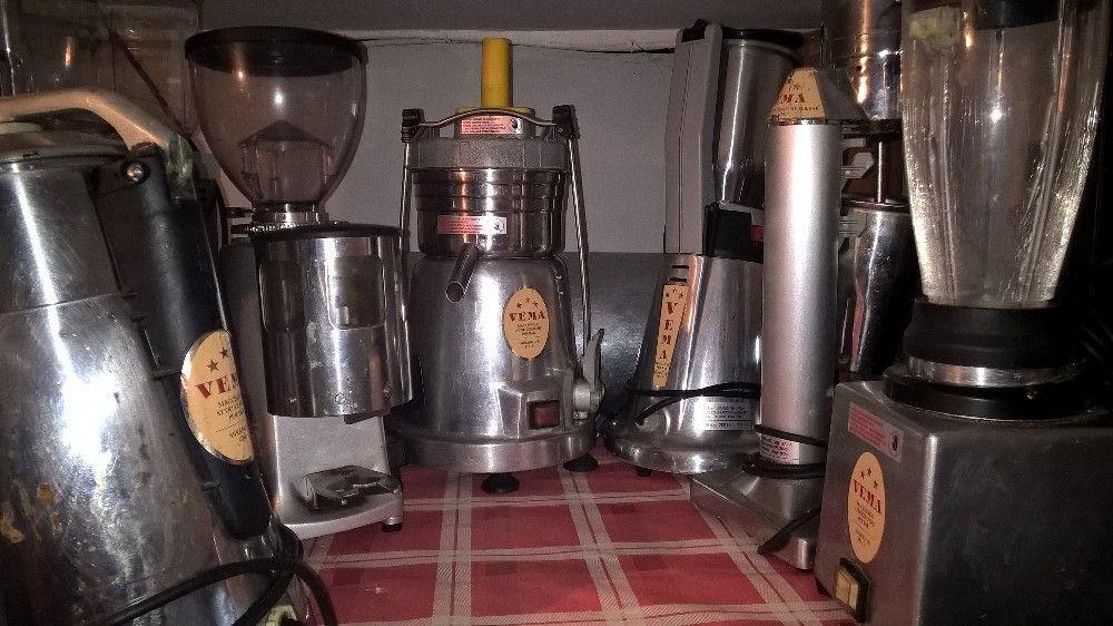 Aparat bar Vema mixer frappe macinator gheata termos boiler vin fiert