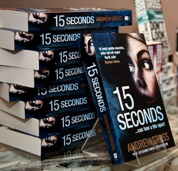 15 second by Andrew Gross