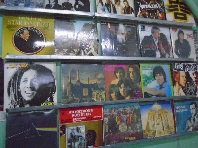 виниловые диски винилы пластинки в ассортименте
