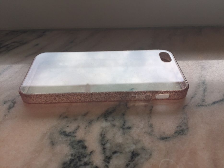 Husa Silicon IPhone 5/5s/5 SE