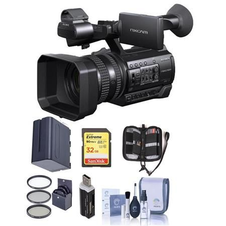 Sony HXR-NX100, acceosrii camera video Full HD NxCam – Fvideo