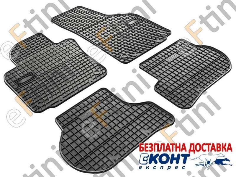 Автомобилни гумени стелки Frogum за Джета 5 / VW Jetta 5