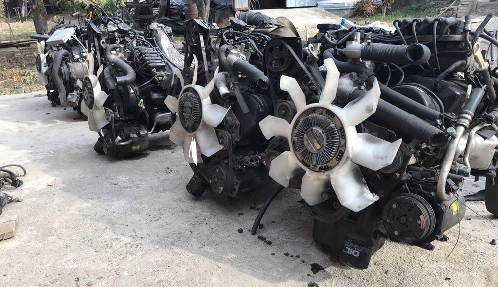 Привозные двигателя Митсубиси Монтеро,Паджеро,Делика 6G72 24-клапана.