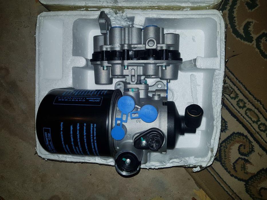 Válvula secador e descarga Iveco Trakker