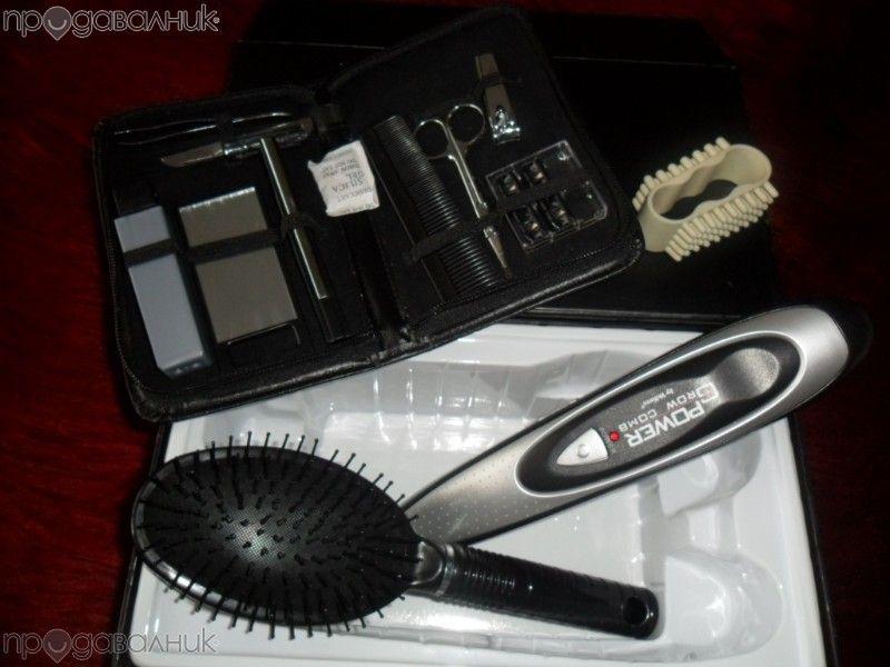 лазерна четка за коса