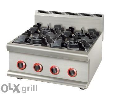 Well Maxi газови котлони , електрически котлон за готвене