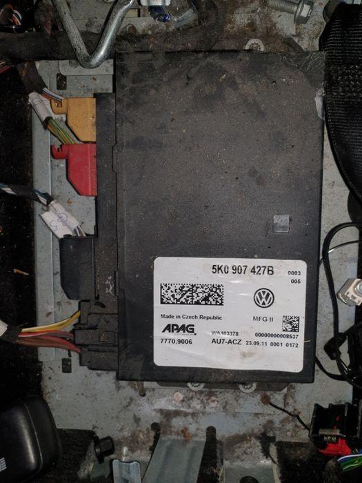 Modul Confort Vw Passat B7 2.0TDI 2012 5K0907427B