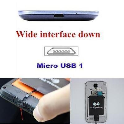 Sticker pad incarcare universal Wireless MicroUSB Type C, etc