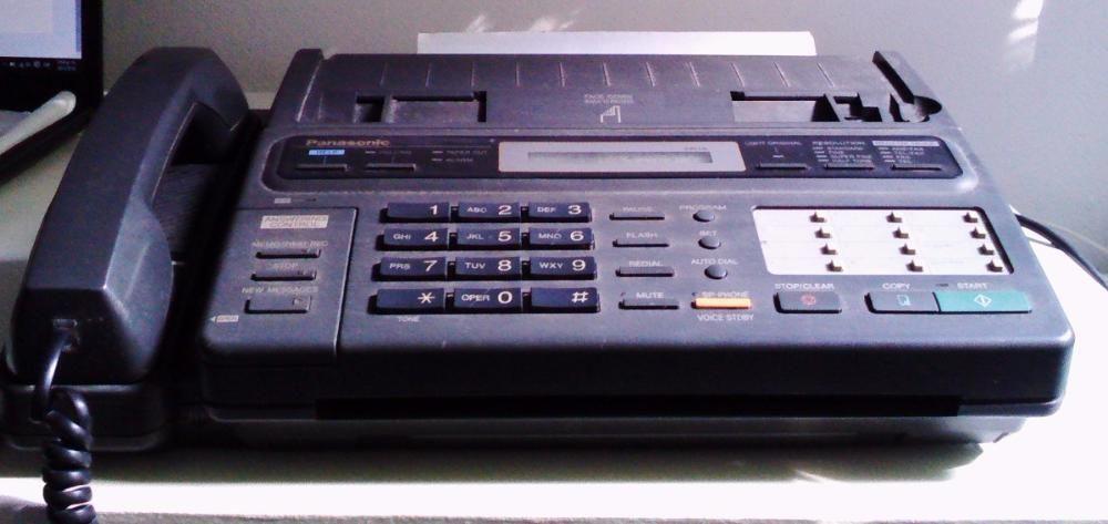 Продам телефон-факс Panasonic KX-F130BX (факсовый аппарат).