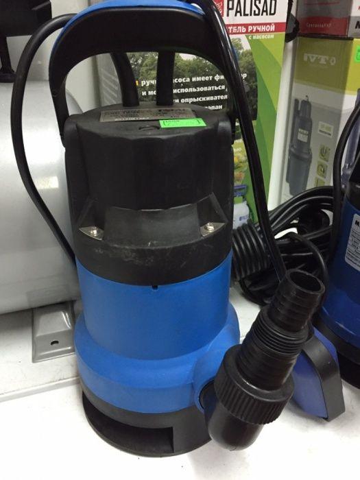 Насос погружной для грязной воды 12500 тенге