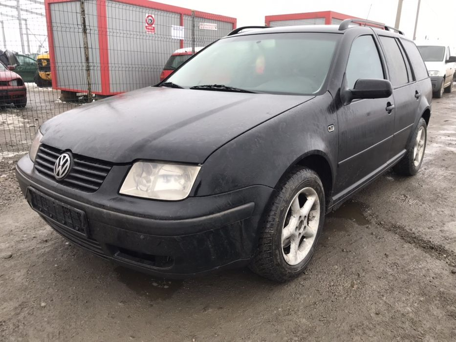 Vw Bora 1.9 TDI AJM 6 trepte manual an 2002 dezmembrat