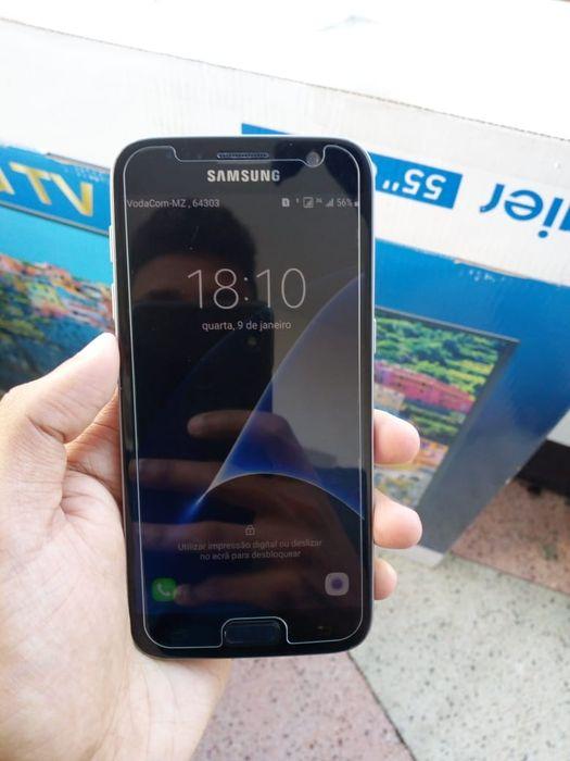 Samsung galaxy s7 de 32g e 2 cartões