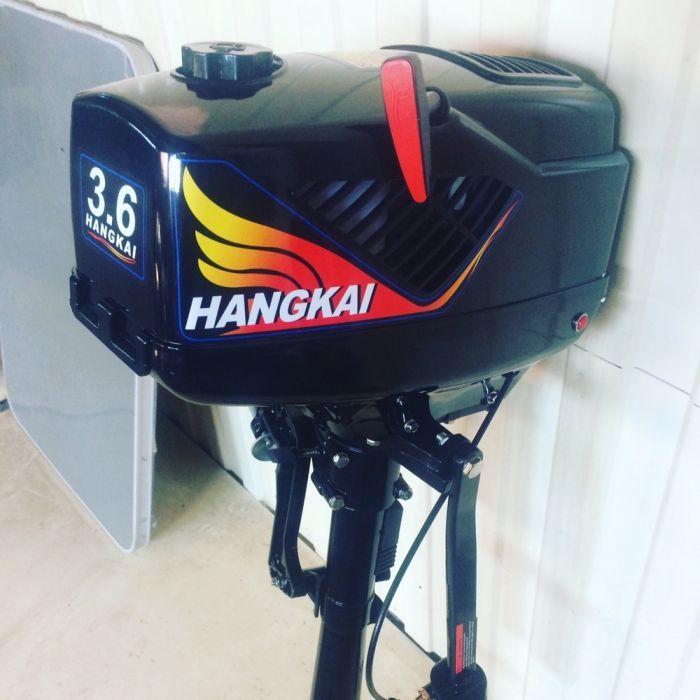 Лодочный мотор Hangkai 3.6