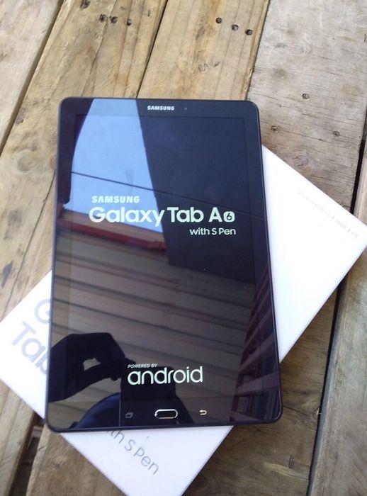Samsung Tab A2016 S Pen com caixa e todos acessorios
