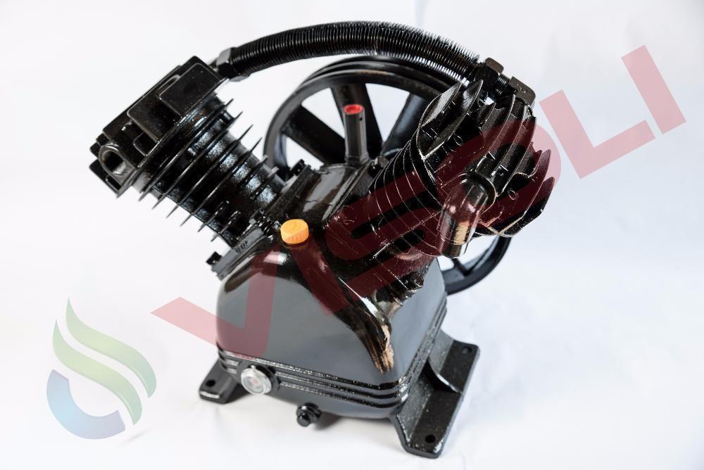 Pompa Compresor/Cap compresor 200l/250l/300l/360l/500L/600L/900L/min Timisoara - imagine 5