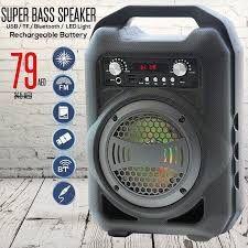 Super Bass Speaker Origon