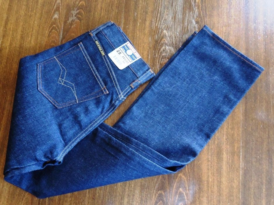 Replay Blue Jeans size W28 L32 Regular Women's Jeans Made in Italy