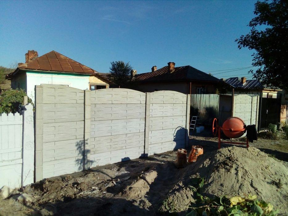 Garduri beton
