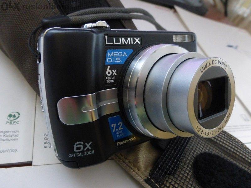 Panasonic Lumix Dmc-lz7