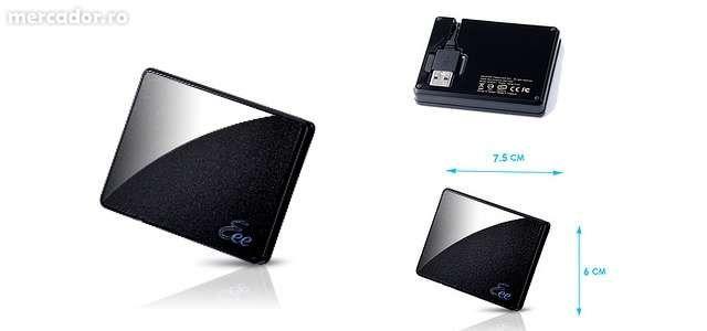 HDD ultra-portabil Asus E-micro 30 GB 1.5' USB2.0
