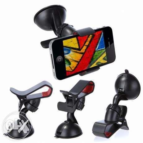 Suport Parbriz Auto Universal Tip CLEMA telefon GPS masina universal