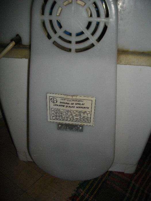Masina de spalat rufe marunte
