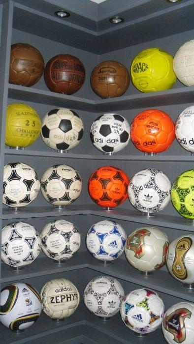 Ретро футболни топки