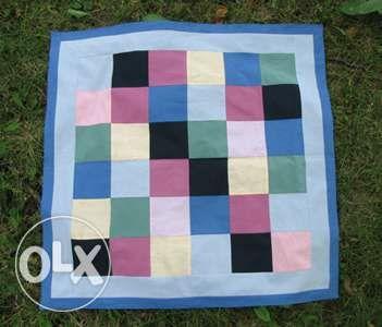 Бебешка покривка пачуърк от бутик ЗиЛана 400-359