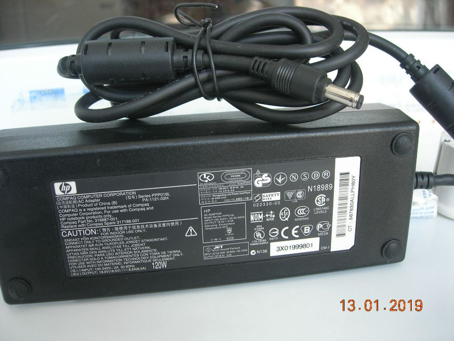Sursa,alimentator, laptop,tv, monitor 120W