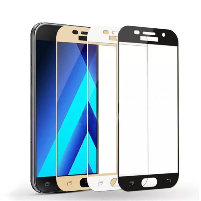 Folie 3D sticla tempered GLASS Samsung A5 A7 J3 J5 J7 2017 J5 PRIME
