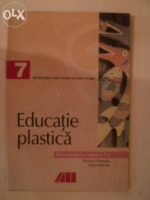 Manual Educatie Plastica cls aVII-a