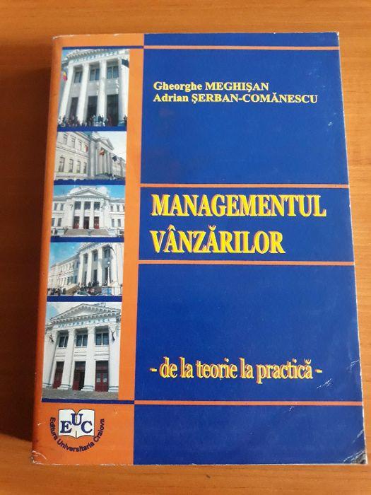 Managementul vânzărilor - de la teorie la practică
