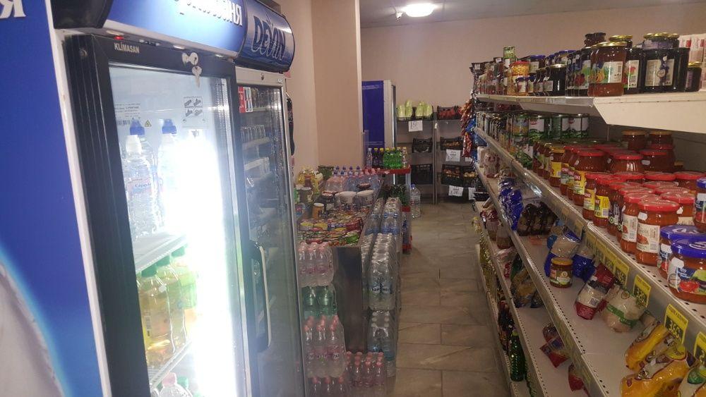 Преотстъпвам хранителен магазин