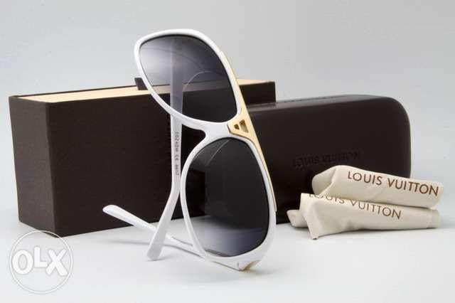 Ochelari Louis Vuitton Evidence Z0351W Rama alba Lentile violet