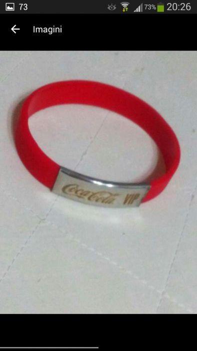 Bratara coca cola