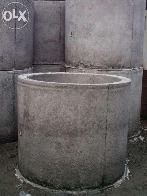 Tub beton Ø800 x Ø1000 x H1000 nu tuburi, buduroaie, burlane