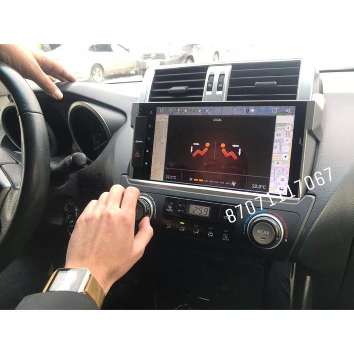 Автомагнитола на Андроиде Toyota/Hyundai/Kia/Mitsubishi Redpower/DSK