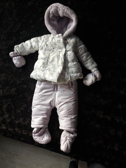 Уникален зимен космонавт за момиче