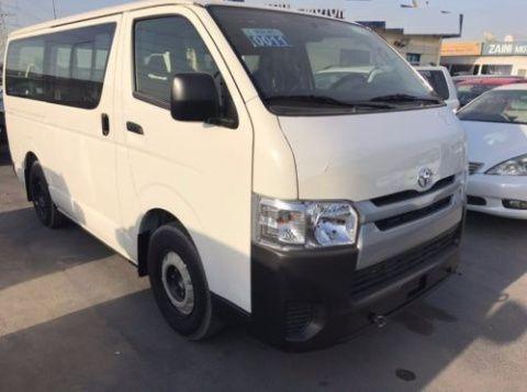 Vendo Toyota Hiace Quadradinho