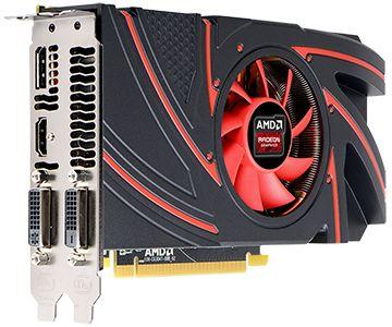 Placa Graphica AMD Radeon R9 270 2gb ddr5 256 bit pci Express.