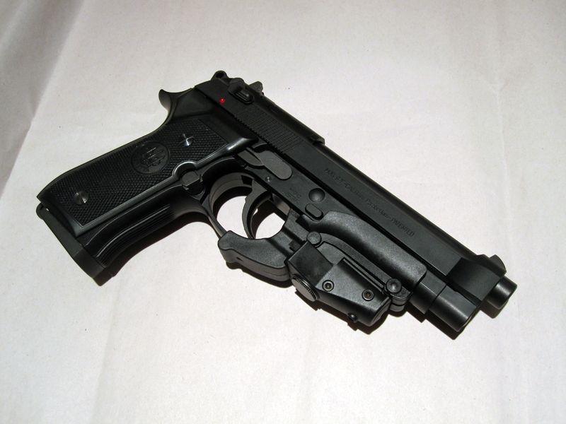 TRANSPORT GRATUIT!! Pistol Full Metal pusca Airsoft PUTERNIC Co2gazarc Craiova - imagine 2
