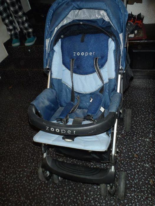 Детска количка - Zooper