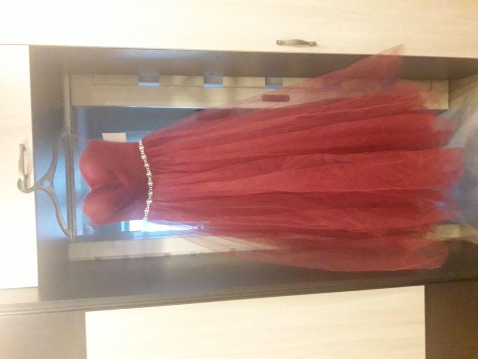 Платье на выпускной. Размер 42.