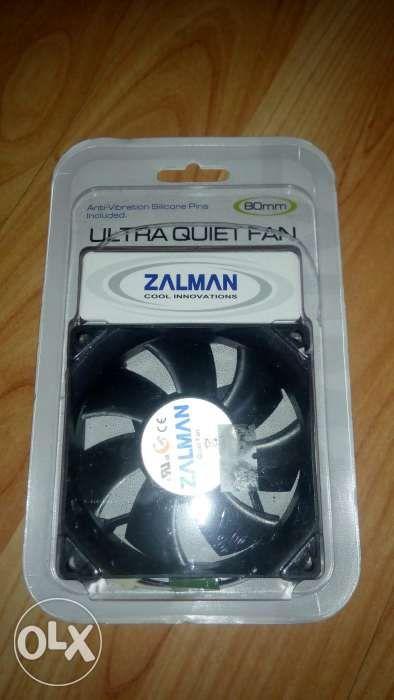 Ventilator Cooler Zaman ZM-F1 Plus PC, Calculatoare, Surse, etc
