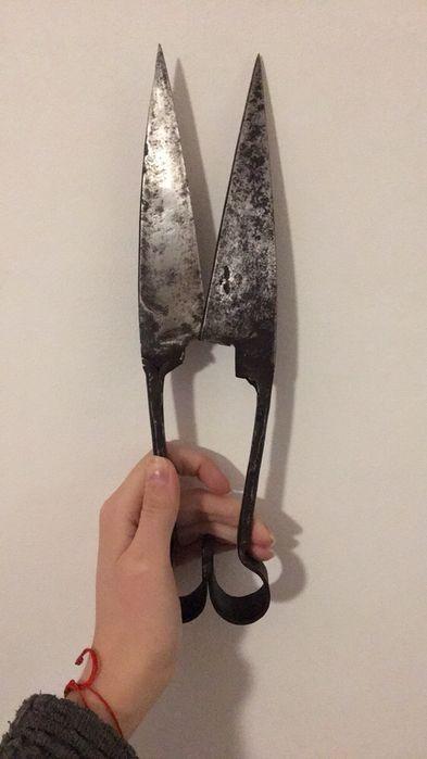 Ножици за стигане на овце, хурка и сатъри гр. Варна - image 1